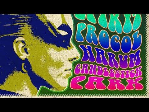 Photoshop: Bölüm 1 ~ Nasıl Bir 1960'larda Yapmak, Psychedelic Müzik Poster