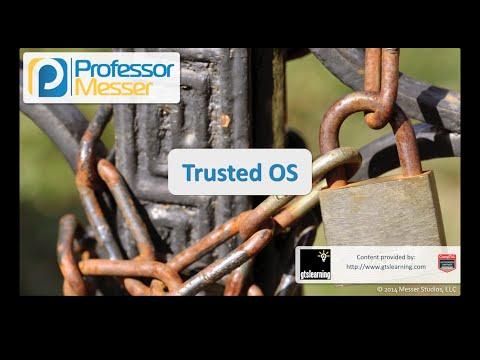 İşletim Sistemleri - Sık Güvenlik + Sy0-401 Güvenilir: 4.3