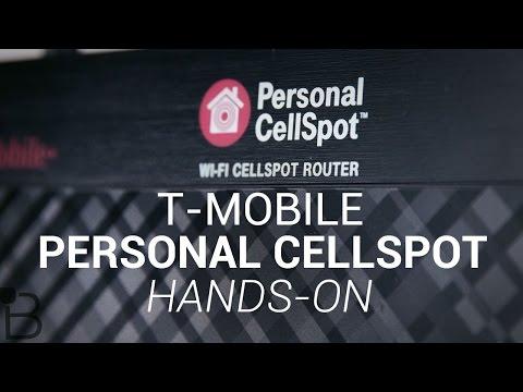 T-Mobile Kişisel Cellspot Eller