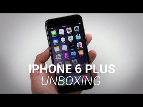 İphone 6 Artı Unboxing!