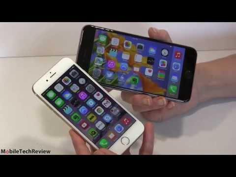 İphone 6 Ve İphone 6 Artı İlk Bakmak Bir Daha Gözden Geçirme