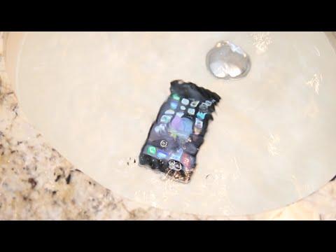 İphone 6 Su Test!
