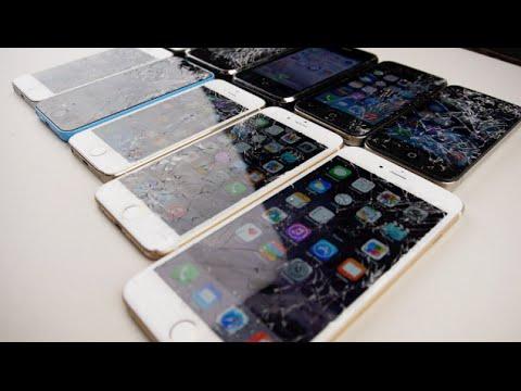 İphone 6 Vs 6 Vs 5 Vs 5C Vs 5 Vs 4 Vs 4 Vs 3Gs Vs 3G Vs 2G Plus Test Bırak!