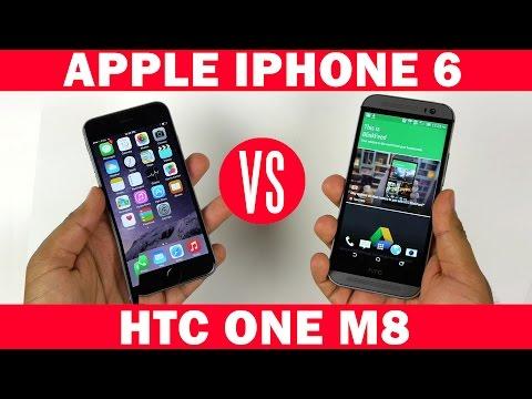 İphone 6 Vs Htc Bir M8 Tam In-Depth Karşılaştırma