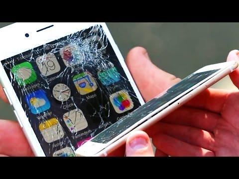 İphone 6 Vs İphone 6 Artı Ham Damla Test!