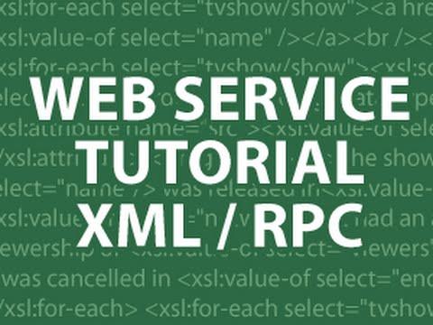 Web Services Öğretici 2 Uzaktan Yordam Çağrısı Öğreticisi