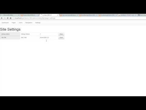 Bir Dinamik Web Sitesi 2014 - Bölüm 112 - Css Düzenleme Geliştirme