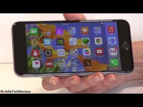 İphone 6 Artı İşareti Bir Daha Gözden Geçirme