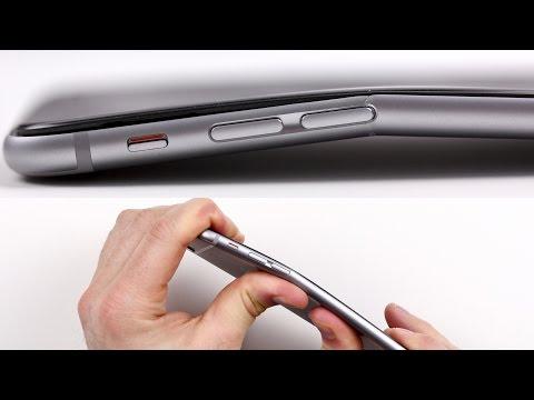 İphone 6 Artı Bükme Testi