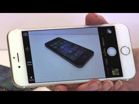 İphone 6 Gözden Geçirin