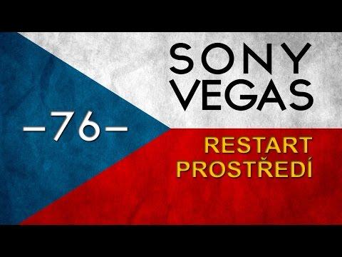 Cztutorıál - Sony Vegas - Uživatelské Rozhraní