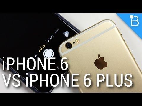 İphone 6 Vs İphone 6 Artı: Kamera Shootout!