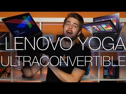 Lenovo Thinkpad Yoga S1 Genel Bakış