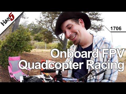 Yarış, Hak5 Onboard Fpv Quadcopter 1706