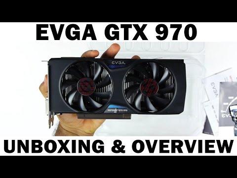 Evga Geforce Gtx 970 Acx Unboxing Ve Genel Bakış