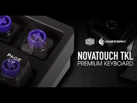 Cooler Master Novatouch Tkl Klavye - Novatouch Tuşları Nelerdir?