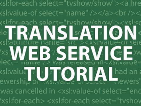 Çeviri Web Service Mysql Utf8