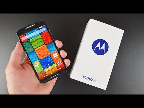 Motorola Moto X (2 Gen): Unboxing Ve Gözden Geçirin