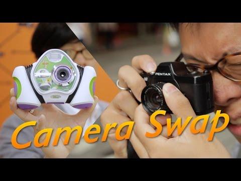 Kamera Takas Ep.1 - Pentax Otomatik 110