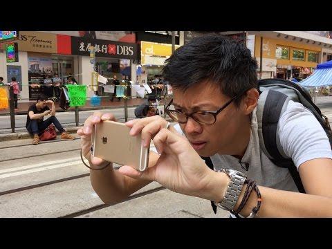 Apple İphone 6 Fotoğraf Makinesi Bir Daha Gözden Geçirme Atış İle Bir İphone 6 Artı