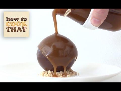 Çikolata Karamel Fıstık Bomba Bu Tatlı Yemek Yapmayı