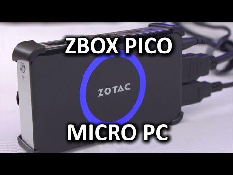 Zotac Zbox Pı320 Pico Mikro Pc