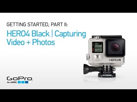 Gopro Hero4 Siyah: Esir Alma Video Ve Fotoğraf (Part Iı)