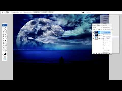 Yalnız - Hız Sci Fi Photoshop Rötuş