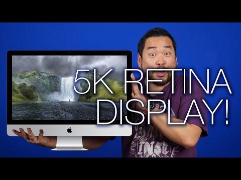 Apple'nın Yeni İpad 2 Ve 5 K Retina Ekran İmac, £25 Archos Vr Kulaklık, Sennheiser'ın Phoneblok Hava