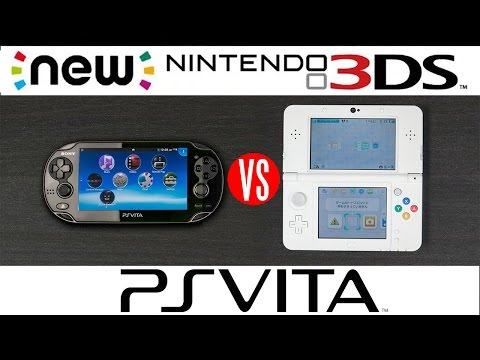 Yeni Nintendo 3Ds Vs Playstation Vita Tam Karşılaştırma