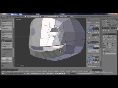 Öğretici Intermedio De Blender - 4 - Modelado Kutusunu Modelleme