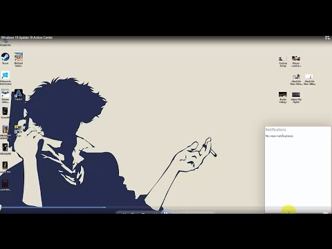 Windows 10 9860 Kurmak: İşlem Merkezi