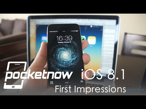 Ios 8.1 İlk İzlenimler, Süreklilik, İcloud Sürücüsü Ve Daha Fazla