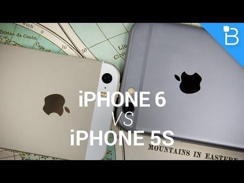 İphone 6 Vs İphone 5'ler: Değer Yükseltme?