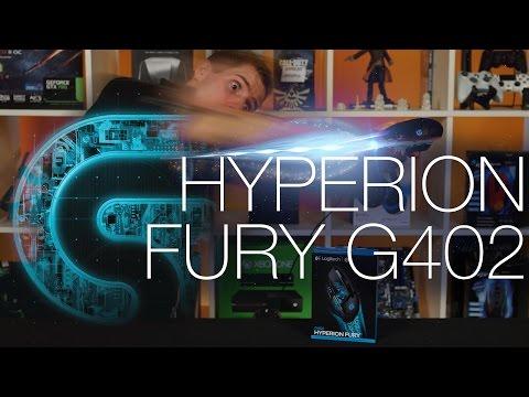 Logitech G402 Hyperion Fury Accelerometer Fps Gaming Fare Unboxing Ve Genel Bakış