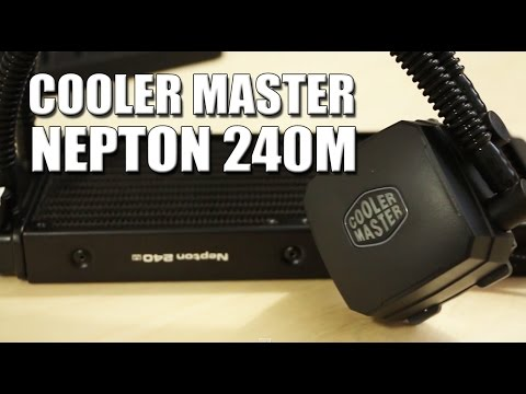 Nepton 240M Unboxing Ve İlk Bakmak