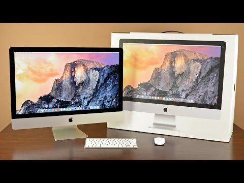 Retina 5K ekranlı Apple İmac: Kutulama & İnceleme