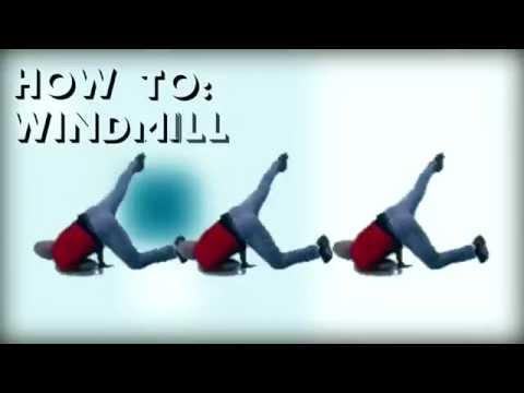 Breakdance Nasıl: Yel Değirmenleri | Adım Adım Yel Değirmeni Öğretici