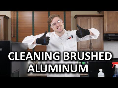 Nasıl Temizlik Fırça Alüminyum Ürünler