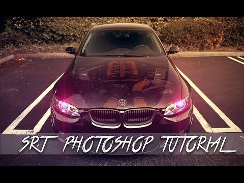Photoshop Tutorial: Bmw Motoru Modifiye Nasıl