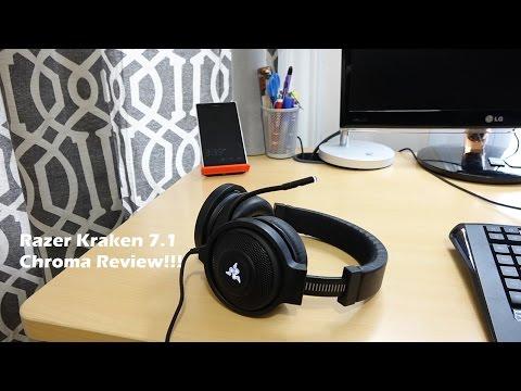 Razer Kraken 7.1 Chroma İnceleme