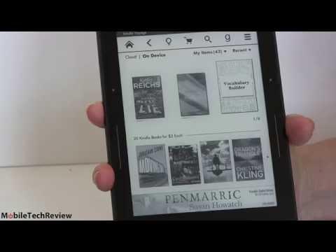 Amazon Kindle Yolculuk Bir Daha Gözden Geçirme