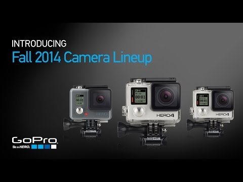 Gopro: Hero4 Featuring Sonbahar 2014 Kamera Sanatçısını