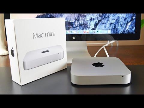 Apple Mac Mini (Late 2014): Kutulama & İnceleme