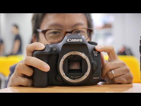 Canon 7D Mark Iı Eller Önizleme