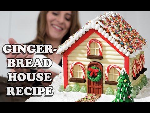 Gıngerbread House Tarifi Nasıl Bu Noel İçin Cook