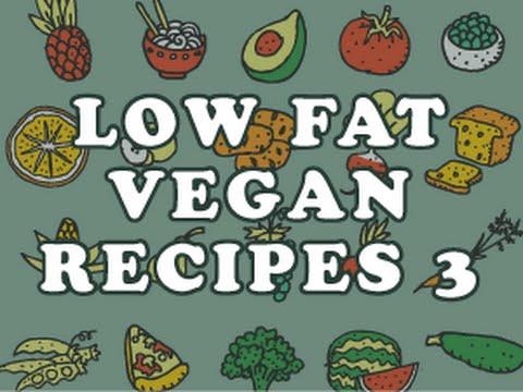 Düşük Yağ Vegan Yemek Tarifleri 3