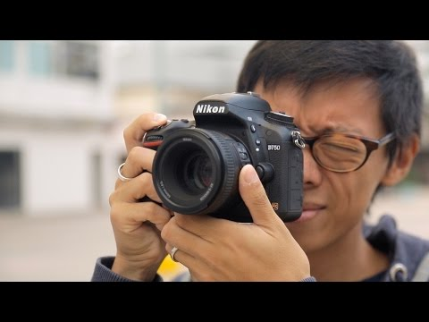 Nikon D750 Hands-İnceleme