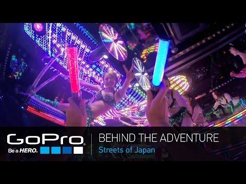 Gopro: Macera - Japonya Sokaklarında