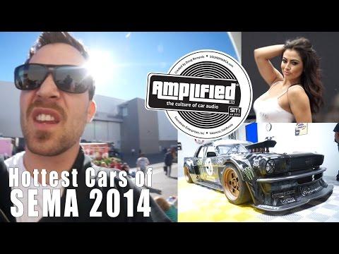 Sema 2014 Sıcak Arabalar